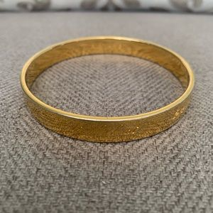 Kate Spade Bride Idiom Bangle